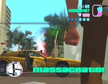 Immagine -3 del gioco Gta Vice City per Playstation 2