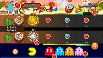 Immagine -1 del gioco Taiko no Tatsujin: Drum Session! per PlayStation 4