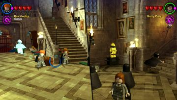 Immagine -2 del gioco LEGO Harry Potter: Collection per PlayStation 4