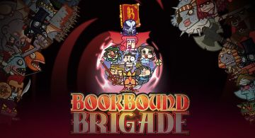 Immagine -5 del gioco Bookbound Brigade per Nintendo Switch