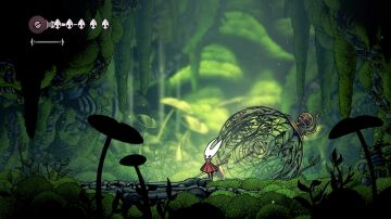 Immagine -3 del gioco Hollow Knight: Silksong per Nintendo Switch