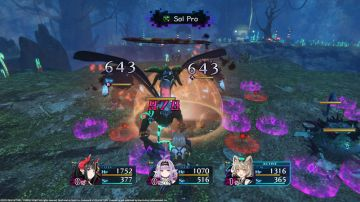 Immagine -3 del gioco Death end re;Quest per PlayStation 4
