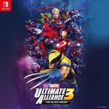 Immagine 0 del gioco Marvel Ultimate Alliance 3: The Black Order per Nintendo Switch