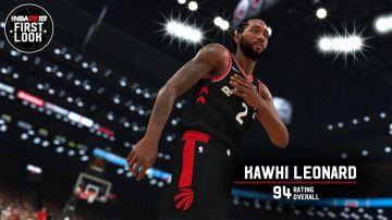 Immagine -4 del gioco NBA 2K19 per Nintendo Switch