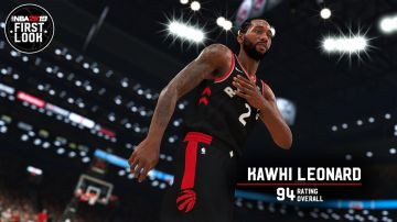 Immagine 0 del gioco NBA 2K19 per PlayStation 4