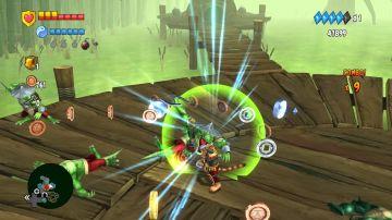 Immagine -2 del gioco Legend Of Kay Anniversary per Nintendo Wii U