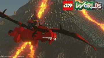 Immagine -3 del gioco LEGO Worlds per Nintendo Switch
