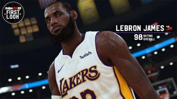 Immagine -2 del gioco NBA 2K19 per Nintendo Switch