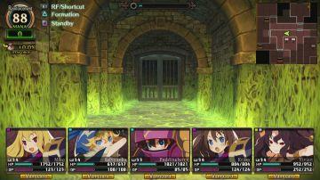 Immagine -5 del gioco Labyrinth of Refrain: Coven of Dusk per Nintendo Switch