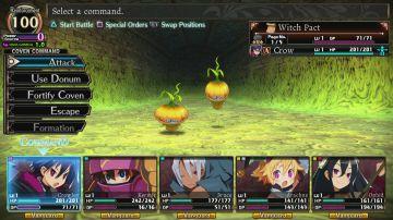 Immagine -3 del gioco Labyrinth of Refrain: Coven of Dusk per Nintendo Switch