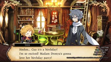 Immagine -1 del gioco Labyrinth of Refrain: Coven of Dusk per PlayStation 4