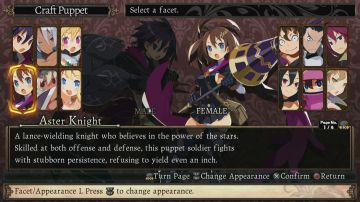 Immagine -1 del gioco Labyrinth of Refrain: Coven of Dusk per PlayStation 4