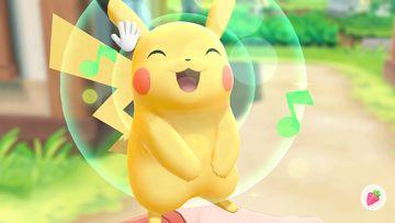 Immagine -5 del gioco Pokémon: Let's Go, Pikachu! per Nintendo Switch