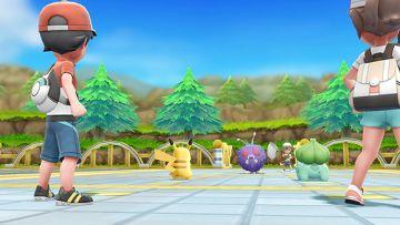 Immagine -5 del gioco Pokémon: Let's Go, Eevee! per Nintendo Switch