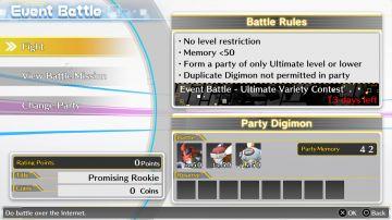 Immagine -3 del gioco Digimon Story: Cyber Sleuth - Hacker's Memory per PSVITA