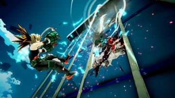 Immagine 7 del gioco My Hero One's Justice per PlayStation 4