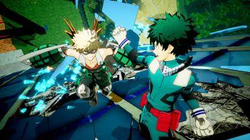 Immagine -5 del gioco My Hero One's Justice per PlayStation 4