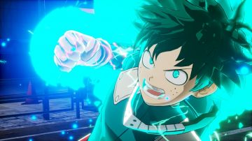 Immagine -1 del gioco My Hero One's Justice per Nintendo Switch