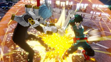 Immagine -4 del gioco My Hero One's Justice per PlayStation 4