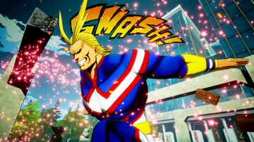 Immagine -3 del gioco My Hero One's Justice per PlayStation 4