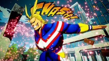 Immagine -1 del gioco My Hero One's Justice per Nintendo Switch