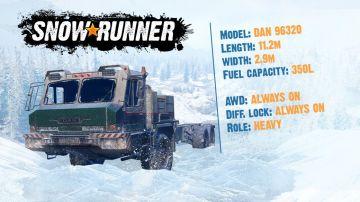 Immagine -1 del gioco SnowRunner per Xbox One