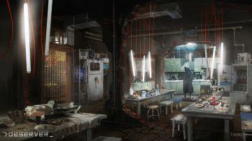 Immagine -3 del gioco >observer_ per PlayStation 4
