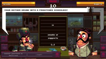 Immagine -5 del gioco Oh...Sir!! The Insult Simulator per PlayStation 4