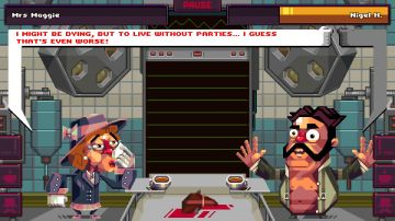 Immagine -2 del gioco Oh...Sir!! The Insult Simulator per PlayStation 4