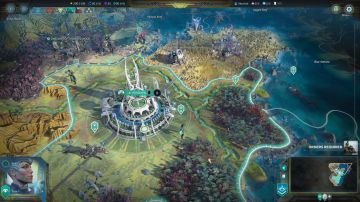 Immagine -5 del gioco Age of Wonders: Planetfall per PlayStation 4