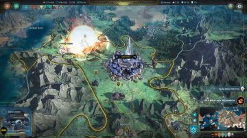 Immagine 0 del gioco Age of Wonders: Planetfall per PlayStation 4
