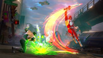 Immagine -3 del gioco Power Rangers: Battle for the Grid per PlayStation 4