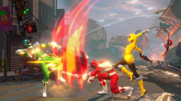 Immagine -3 del gioco Power Rangers: Battle for the Grid per Nintendo Switch