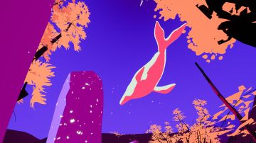 Immagine -1 del gioco Shape of the World per PlayStation 4