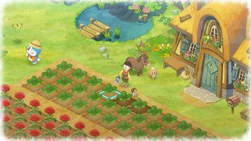 Immagine -16 del gioco Doraemon Story of Seasons per PlayStation 4