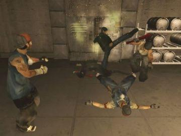 Immagine -5 del gioco Rise to Honour per PlayStation 2