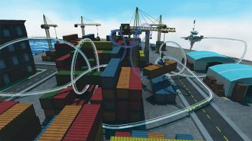 Immagine -1 del gioco RollerCoaster Tycoon Joyride per PlayStation 4