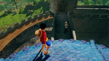Immagine -2 del gioco One Piece: World Seeker per Playstation 4