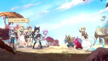 Immagine -2 del gioco Super Neptunia RPG per Nintendo Switch