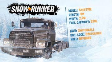 Immagine -2 del gioco SnowRunner per Xbox One
