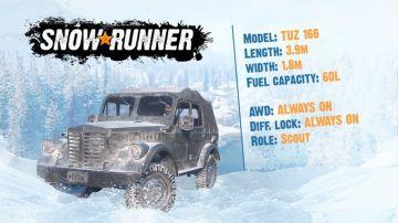Immagine -3 del gioco SnowRunner per Xbox One