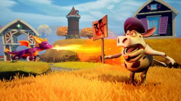 Immagine -4 del gioco Spyro Reignited Trilogy per Nintendo Switch