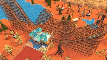 Immagine -2 del gioco RollerCoaster Tycoon Adventures per Nintendo Switch