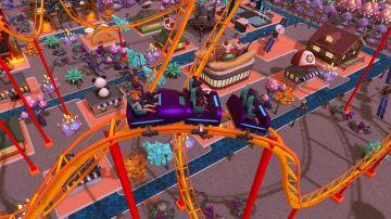Immagine -1 del gioco RollerCoaster Tycoon Adventures per Nintendo Switch