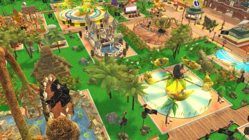 Immagine -3 del gioco RollerCoaster Tycoon Adventures per Nintendo Switch