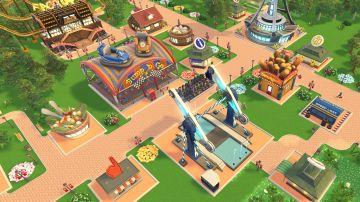 Immagine -4 del gioco RollerCoaster Tycoon Adventures per Nintendo Switch