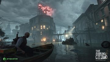 Immagine -4 del gioco The Sinking City per Playstation 4
