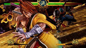 Immagine -4 del gioco Samurai Shodown per PlayStation 4