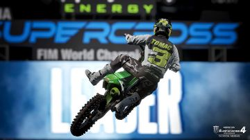 Immagine -4 del gioco Monster Energy Supercross - The Official Videogame 4 per PlayStation 4