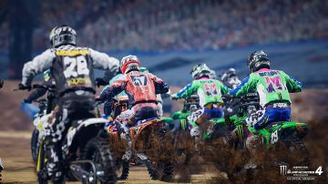 Immagine 0 del gioco Monster Energy Supercross - The Official Videogame 4 per PlayStation 4
